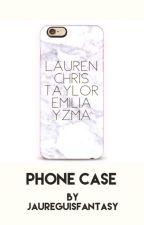 Phone Case (Fifth Harmony) by jaureguisfantasy