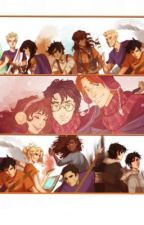 School for Wizardry and Demigodishness ~ Heroes United by JustAnotherHelper