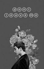 Don't leave me(kim namjoon Greek ff) by eleanna_bts