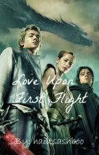 Love Upon First Flight (An Eragon fanfic) by haiitsashboo