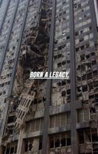 born a legacy. [mcu] by harmcnias