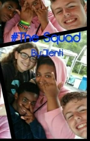 #The Squad by Jlenti