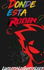 ¿Dónde Esta Robin? by Ssugarplumiee