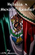 Hetalia x Mexico! Reader  by -APH_Mexico_