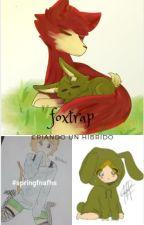 Criando a un híbrido (foxtrap) II fnafhs by -Sweet_BonGB-