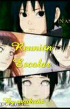 Reunión Escolar by sasuketha