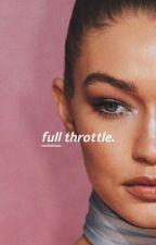 Full Throttle ∇  Derek Hale by -cochellaaa-