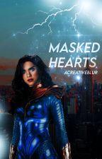 Masked Hearts » Parker #Wattys2018 by acreativeblur
