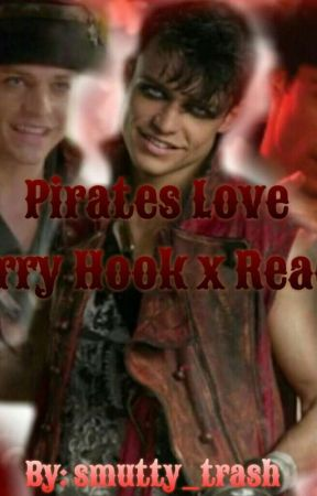 Pirate Love (Harry Hook x Reader)  by smutty_trash