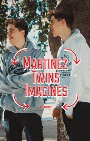 Martinez Twins Imagines  by lopsidedmuke