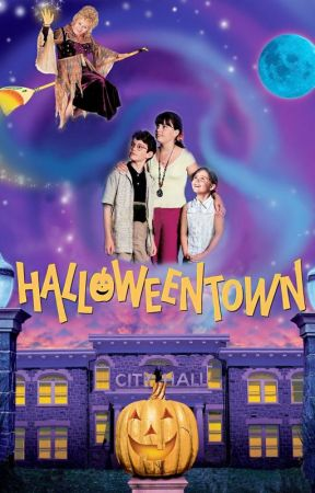 cherry and atticus visit halloween town