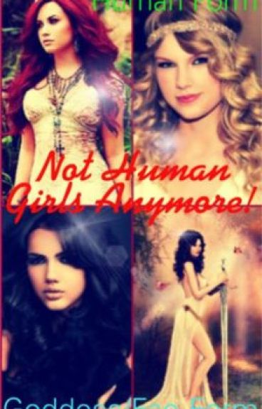 Not Human Girls Anymore! by Shadowgirl_boo