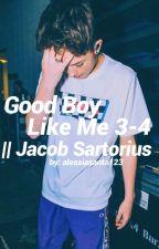 Good Boy like me 3-4 || Jacob Sartorius by alessiasanta123