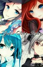 Yui's Older Sisters (Diabolik Lovers fanfiction) by _ItsMeJeon_