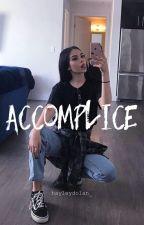 accomplice | e.d by hayleydolan_