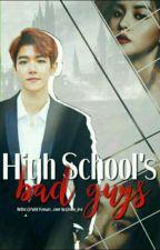 High School's Bad Guys 2 by AytyElSemary