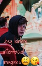 Joey Birlem Interracial imagines/preferences by arii10100