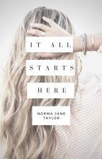It All Starts Here... |#MindOverMatterContest by FallenPunkPrincess