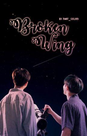 Broken Wing #Hyungwonho by That_celery