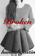 Broken [Nash Grier Fanfic] by hannahgustin