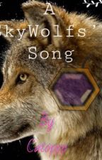 A SkyWolf's song by CatOppp