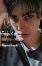 Colby Brock imagines ❤️💚💕 by ShyannArnold