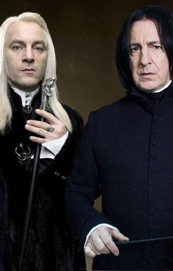 Lucius x reader x Severus - lucia_malfoy12 - Wattpad