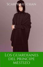 Dos fundadores enamorados de Severus Snape by ScarPrime-Chan