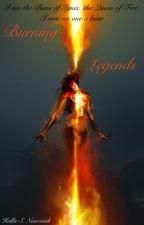 Burning Legends  by HsNew48