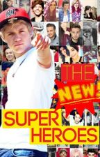 The New Superheroes |Niall & Tu| by Tamy_Horan1D