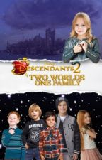 Descendants 2: Two Worlds One Family by Ava__Hart