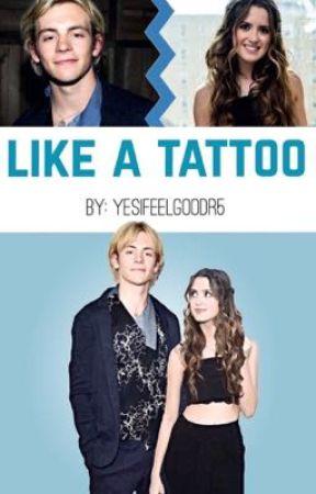 Like a Tattoo (Raura) by yesifeelgoodr5