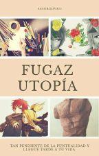 SasoDei: Fugaz Utopía [AU] by SasoriDiva15