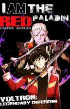 I Am The Red Paladin by Avatar_Roku32