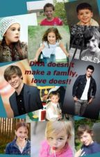 DNA doesn't make a family, love does!! ( a one direction as kids spanking story) by loving1dandmonkeys