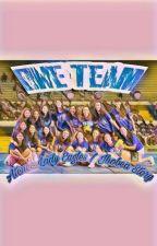 One Team (Ateneo Lady Eagles/ Jhobea story) by masterJHO_ninJIA
