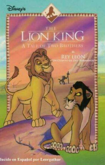 El Rey León: 6 nuevas aventuras - Un cuento de dos hermanos