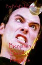 Benjamin Burnley Imagines by BillyBobBuns