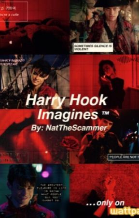 Harry Hook Imagines by natthescammer