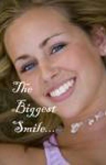 The biggest smile