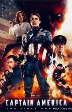 Captain America the First Avenger: The Beginning [Book1] by lunrue12