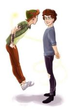 Come Fly With Me (Larry AU) by CutieLouis91