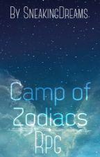 ||Camp of Zodiacs||RPG by SneakingDreams