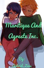 Maritique and Agreste Inc. by Astrid_Zias