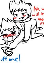 Tom x Tord SMUT 18+ by CrazedFanfic