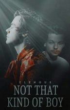 Not that kind of boy [Larry Stylinson] by elenous