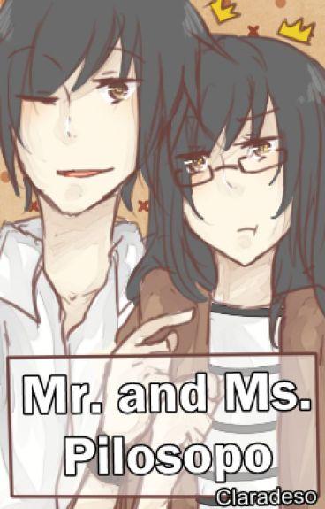 Mr. and Ms. Pilosopo