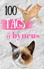 100 TAGS by neus62004