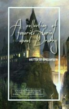 A collection of favorite stories about Drarry by meowfreya