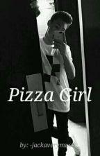Pizza Girl ↘ Zach Herron by BR0NZETEARS